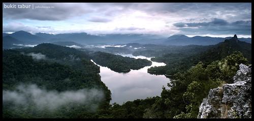 Bukit Tabur Pano