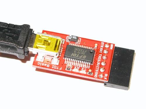 Asuro DIY USB IR Transceiver