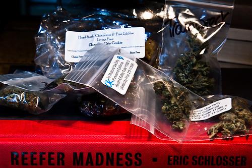marijuana effects photo