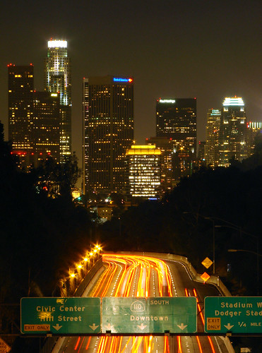 Los Angeles::Pasadena Freeway (SR-110)