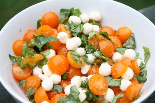 Simplicity: A Caprese Salad