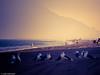 Mediterráneo todavía (Juan Machado [McKeyn]) Tags: sunset españa atardecer mar andalucía spain playa cádiz mediterráneo campodegibraltar lalíneadelaconcepción playadelaalcaidesa