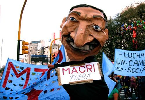 Fuera Macri: entrá y firmá para el plebiscito