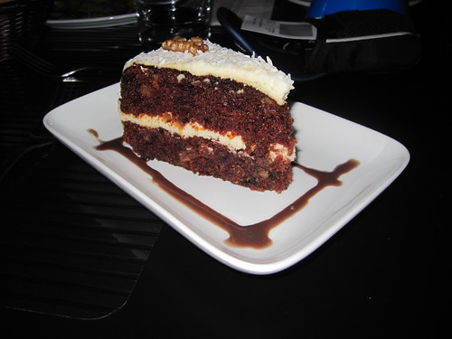Carrot cake @ Résident