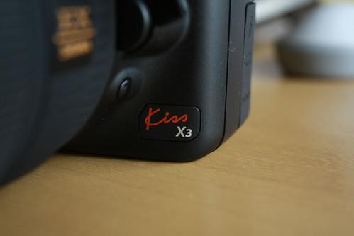 EOS Kiss X3