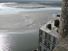 Mont-Saint-Michel Bay 1 (Maclo) Tags: france history brittany magical normandy montsaintmichel maclo rememberthatmomentlevel1