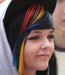 the rainbow girl.....................EXPLORE 26 sep 2009 (grahamfkerr) Tags: girls bw london punk camden emo goth longhair streetphotography angels graham chimneys beautifulgirls kerr purplehair nosepiercing earpiercing rainbowgirl rainbowhair grahamkerr steampunks grahamfkerr steamgoths candemhairfotoscandemhairphotos candemhair grahamkerrphotographer