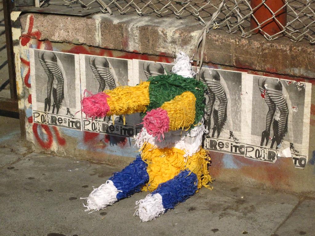 Headless Piñata Horserider