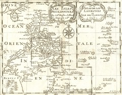 Map of the Philippines, 1679