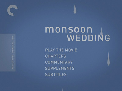 monsoon wedding script