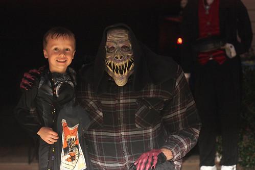 Andrew + Halloween