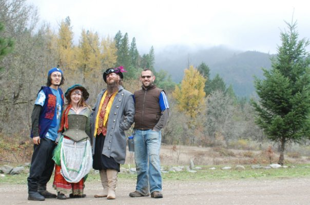 Wolf creek tribe ready for Samhain