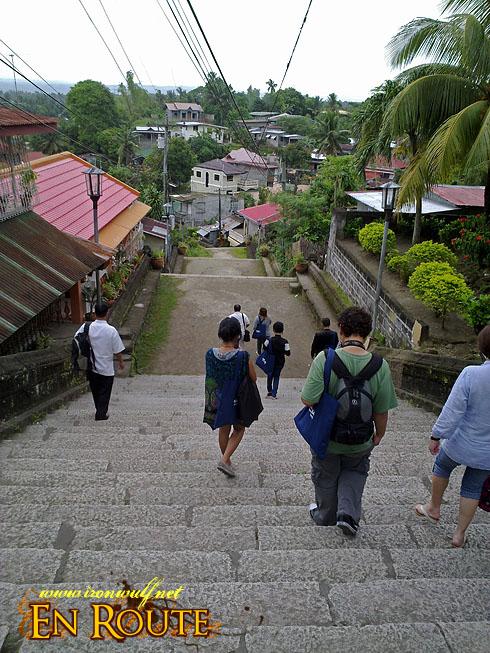 Taal Town N86 Stairs