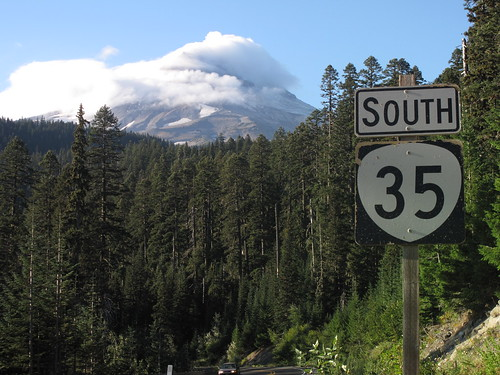 Mt Hood Highway