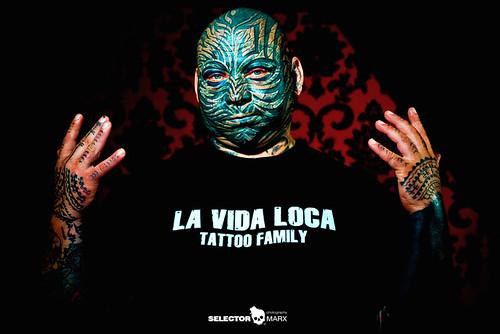 *[XII International Tattoo Expo: La Vida Loca] by * selector marx