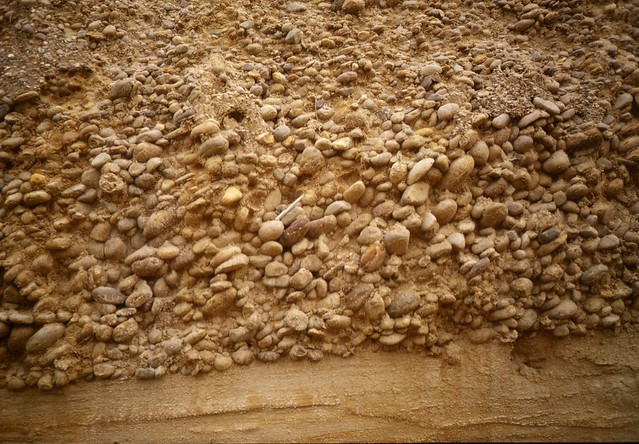 Imbrication - Point Loma Formation