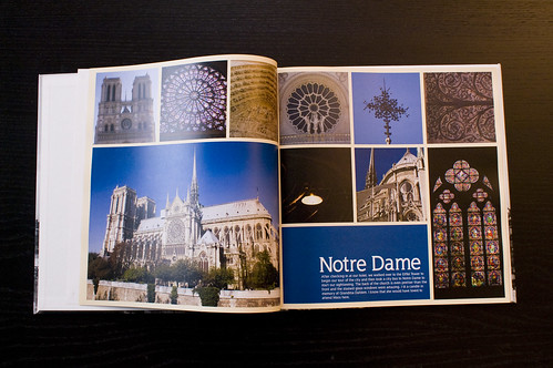 Europe Blurb Book