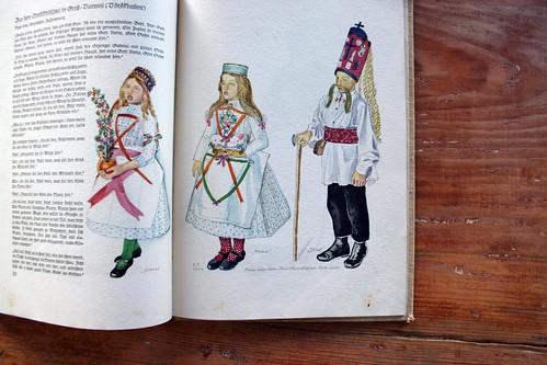 Deutsche Bauern in Ungarn