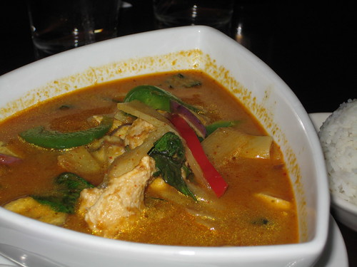 Red Curry at Pad Thai