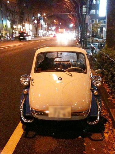 Today's Isetta in Tokyo [November.31.2009]