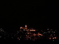 lumières d'Aveyron (domclavaud) Tags: night nuit ville lumières aveyron midipyrénées onetlechateau rhodez