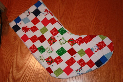 Second stocking