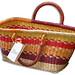 Fair Trade Market Baskets from Ghana