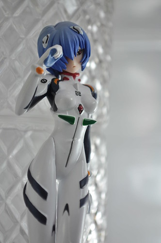 ヤングエースVol.6 綾波レイ プラグスーツver