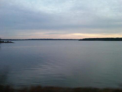 Connecticut Coastline, Southbound Acela
