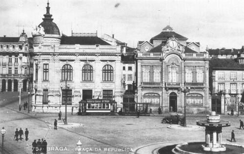 Eléctrico de Braga