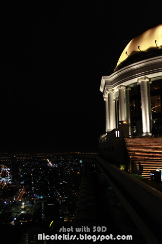 bangkok night from sirocco bar