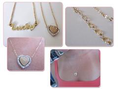 Fofa! (julianaardini) Tags: cute coração colar neckless