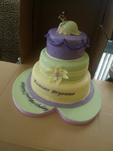 princess and frog cake designs. Princess and The Frog Cake