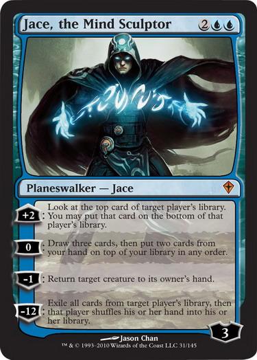 new jace