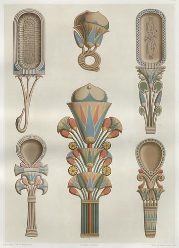 Histoire de l'art égyptien by Prisse D'Avennes, 1878 n