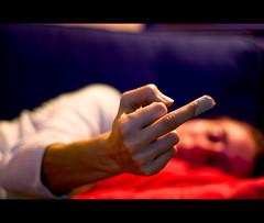 la bua al dito (buttha) Tags: hand bokeh finger plaster mano bandaid cerotto dito sfocato canonef50mmf18ii theauthorsplaza authorsclub