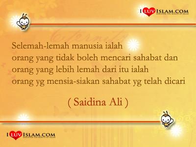 Saidina Ali