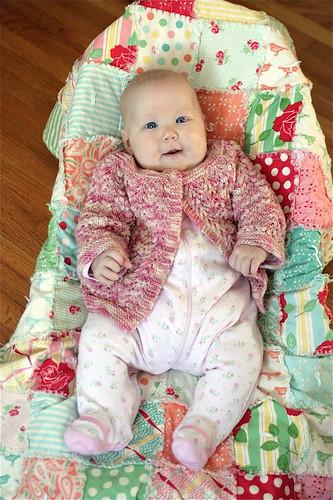 Miss Caroline - 3 months