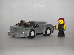 Lady Venom's Speedster