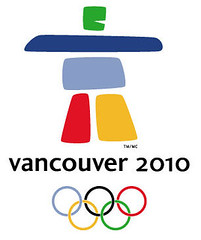 olympic rings - vancouver 2010