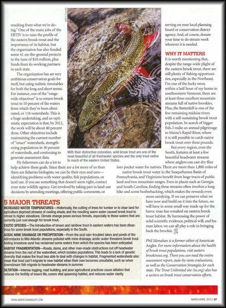 American Angler March/April 2010 p.37