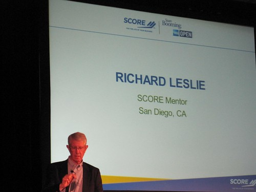 SCORE Website Launch Lunch