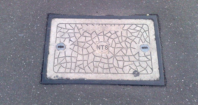 MMTB and NTS: Old and new manhole covers – Daniel Bowen