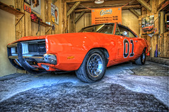 The General (Carolinadoug) Tags: nikon tn dodge dukesofhazzard chrysler mopar gatlinburg tennesse charger dukes generallee dougjohnson d700 worldcars wwwhdrridescom