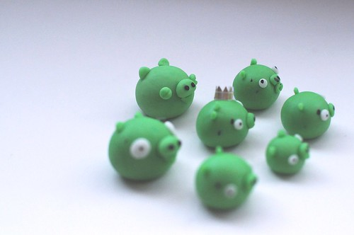 Angry Birds - Green Pigs