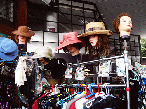 Love of Vintage Hats & More.