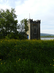 At Roundwood Reservoir