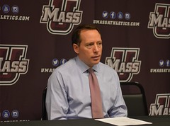 Hockey vs. Providence 2/24 (dailycollegian) Tags: hockey providence umassathletics umass umassamherst universityofmassachusetts jessicapicard 22417 mullinscenter coach greg carvel