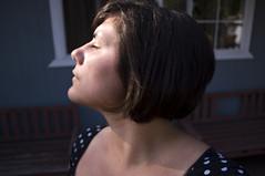 [139.365] New Hair ( Christina Rene ) Tags: haircut selfportrait newhairstyle nikonnef rawformat 365days nikond90