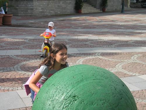 Зелената топ(ч)ка в Ловеч